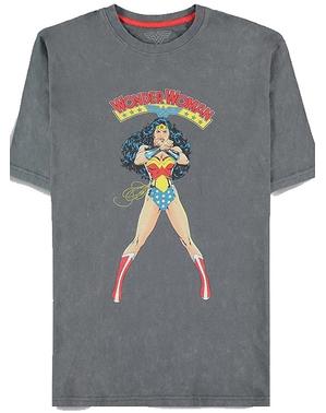 Maglietta Wonder Woman classica da donna