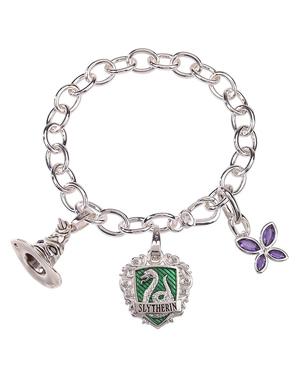 Bracelet Lumos Serpentard - Harry Potter