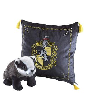 Hufflepuff Cushion and Plush Toy - Harry Potter