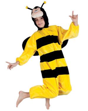 Pluche bij kostuum voor kinderen