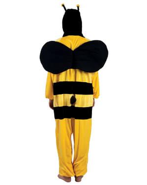 Disfraz de abeja de peluche para niño