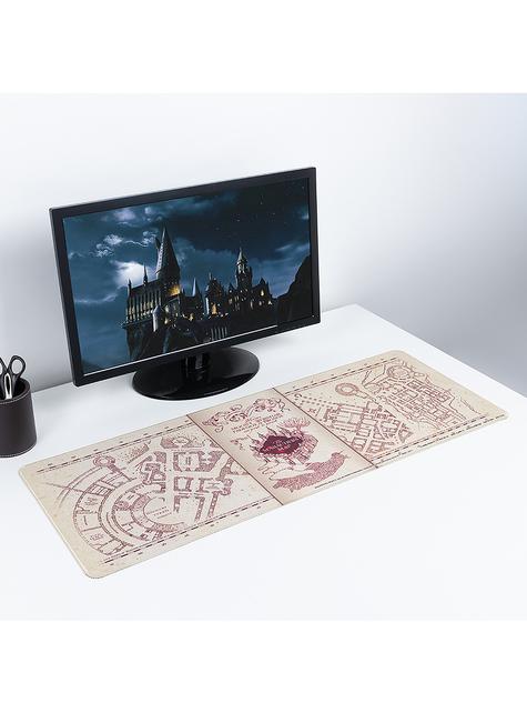 Alfombrilla de ratón del Mapa del Merodeador - Harry Potter