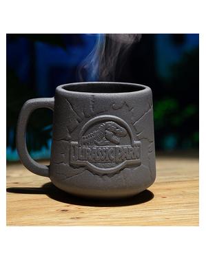Mug Jurassic Park en relief