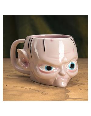 Taza de Gollum 3D - El Señor de los Anillos