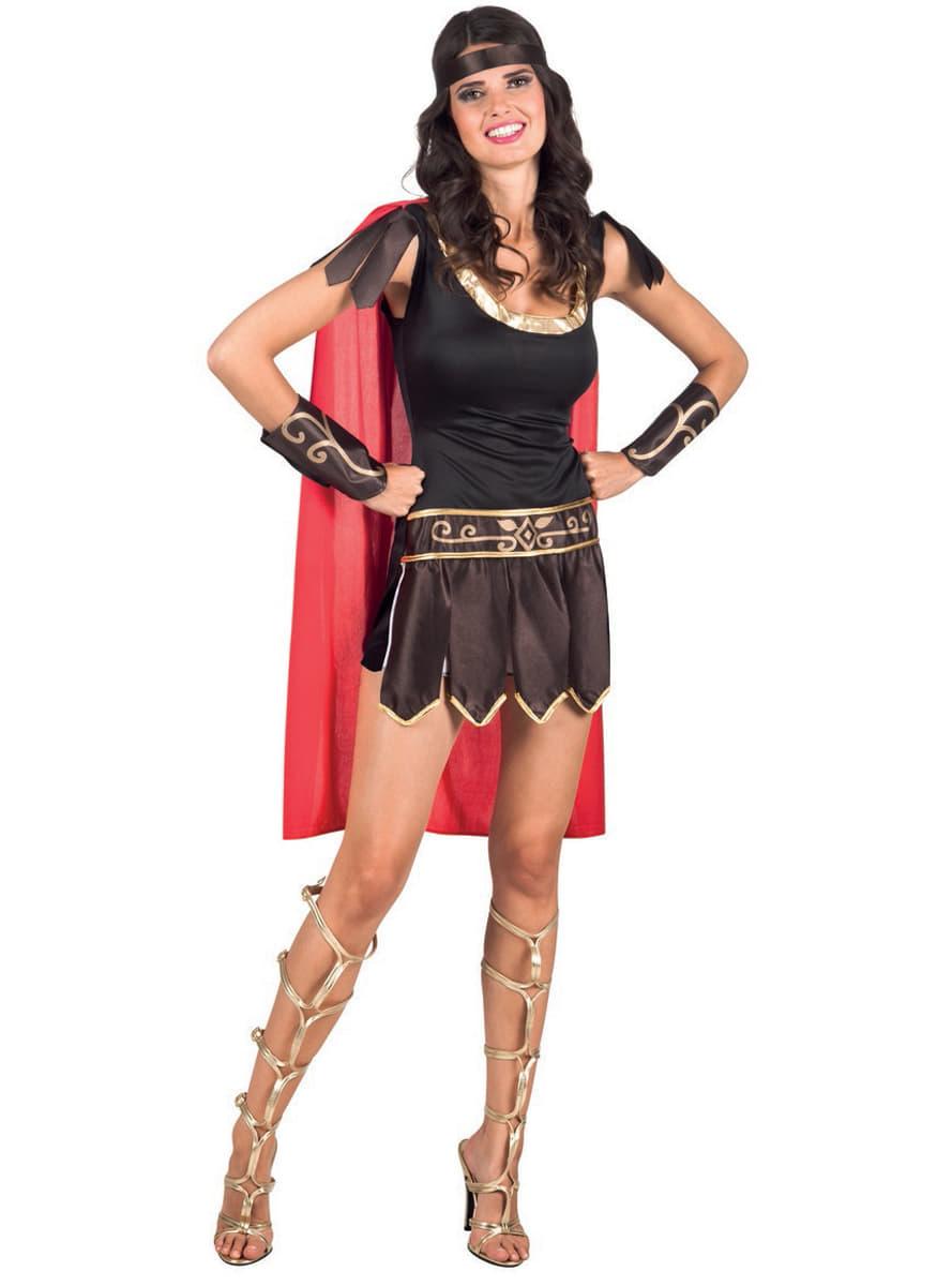 dc0540c2a4e Déguisement gladiateur femme Déguisement gladiateur femme