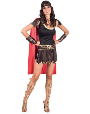 Gladiator kostyme til dame
