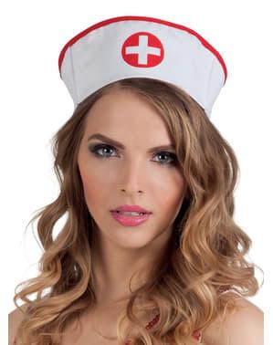 Sygeplejerskehætte