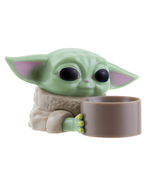 Baby Yoda Egg Kopp og Toast Form - The Mandalorian