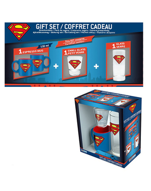 Superman Cadeauset - DC Comics