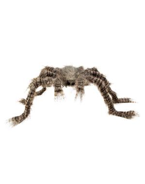 Figura decorativa de araña espeluznante