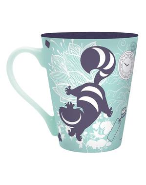 Alice and the Cheshire Cat Mug - Alice in Wonderland