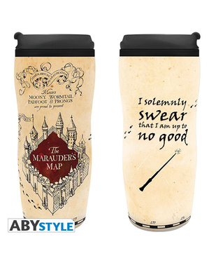 Marauder's Map Thermosfles - Harry Potter