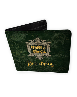Middle Earth Wallet - The Lord of the Rings