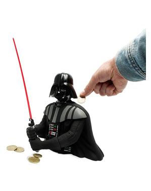 Darth Vader Piggy Bank - Star Wars