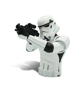 Stormtrooper Piggy Bank - Star Wars