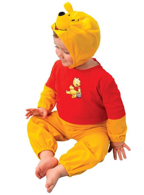 Costume Winnie the Pooh da bebè