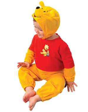 Maskeraddräkt Nalle Puh bebis