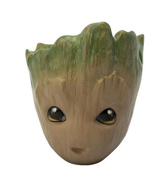 Mugg Groot 3D - Marvel