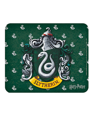 Mouse Pad Slytherin - Harry Potter