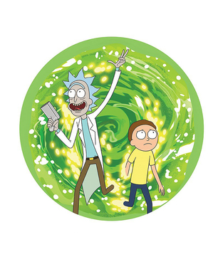 Rick & Morty Hiirimatto