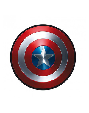 Captain America Mouse Pad - Marvel