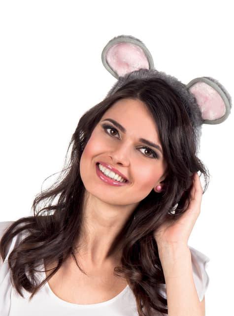 Orejas de ratón adorable para mujer