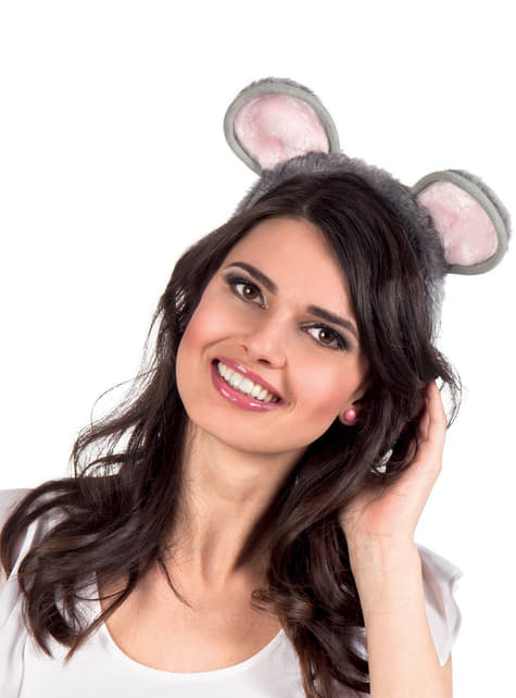 Woman's Adorable Mouse Ears