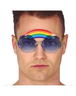 Okulary Tęcza