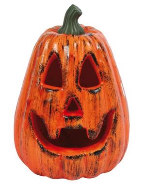 Light Up Pumpkin 20 cm
