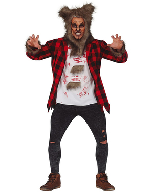 Werewolf Costume for Men