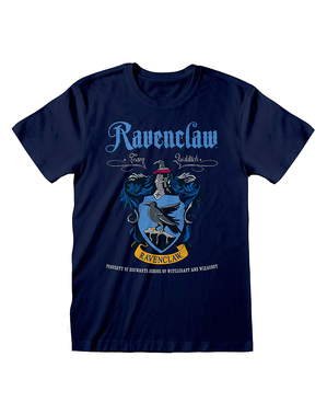 Koszulka Herb Ravenclaw - Harry Potter
