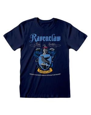T-shirt Ravenclaw escudo - Harry Potter