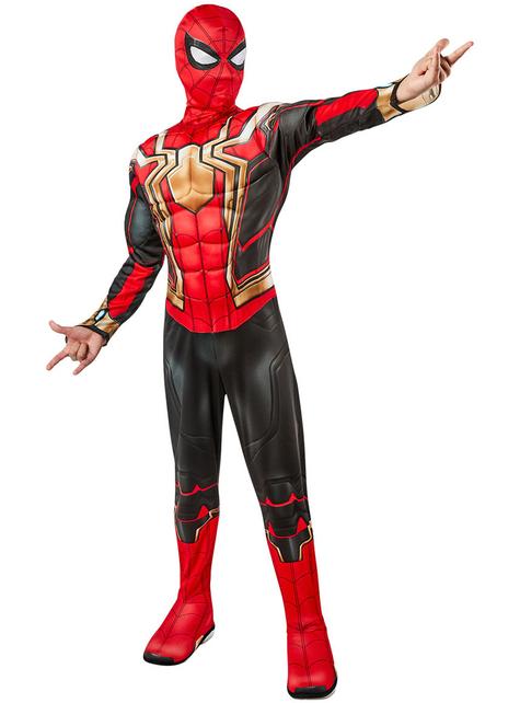 Disfraz de Spiderman negro y rojo para niño - Spider-Man 3