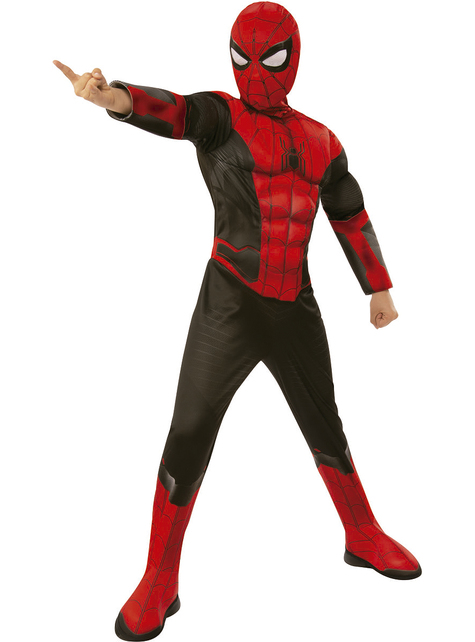 Disfraz de Spiderman deluxe para niño - Spider-Man 3