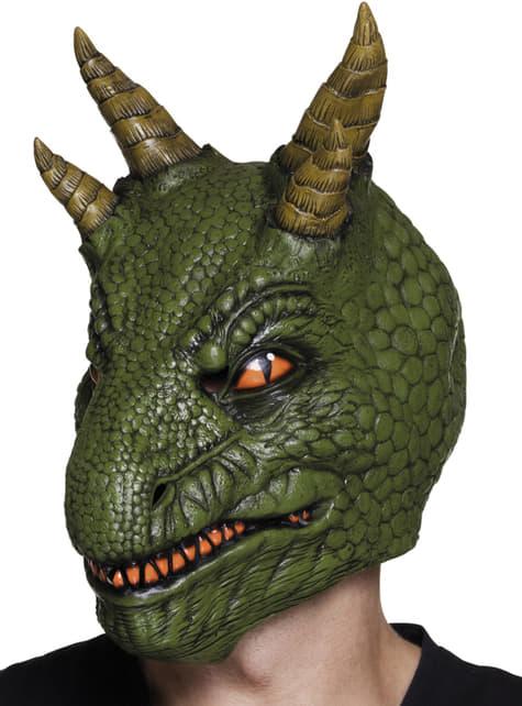 Máscara de cuatricornio para adulto