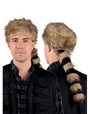 Gorro de caçador do Alaska para adulto