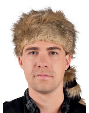 Chapeau chasseur Alaska adulte