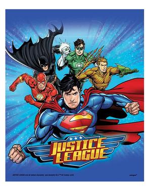 8 party tašek Liga spravedlnosti