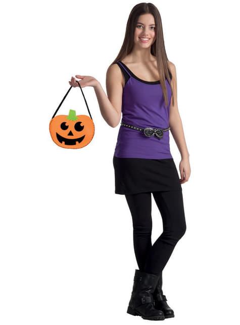Likeable Pumpkin Bag
