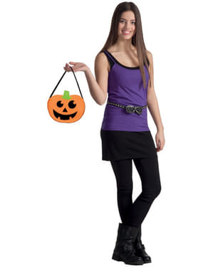 Likeable Pumpkin Bag
