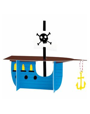 Centro de mesa - Ahoy Pirate