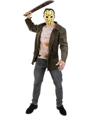 Kostým Jason Piatok - 13.