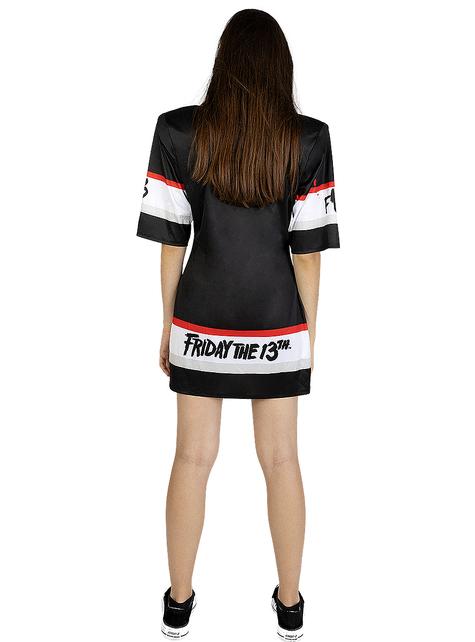 Strój plus size Jason Hokej Piątek Trzynastego dla kobiet