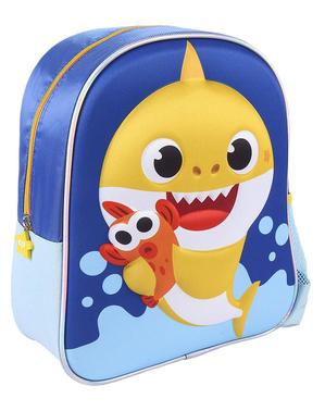 Sac à dos Baby Shark 3D enfant