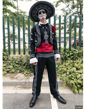 Mariachi kostyme til menn