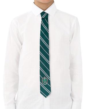Corbata Slytherin de niño - Harry Potter