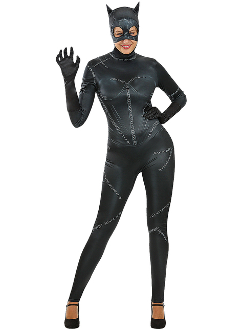 Disfraz de Catwoman clásico