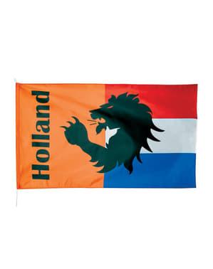 Orange Holland Flag