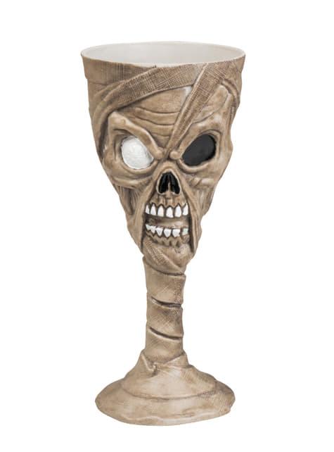 Taça de múmia