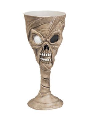 Bägare Mumie